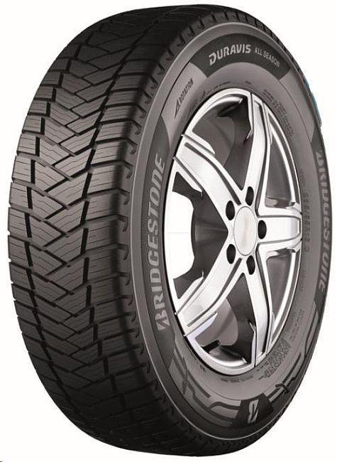 lehké nákladní VAN celosezónní pneu Bridgestone DURAVIS ALL SEASON 225/70 R15 112S