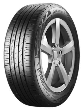 osobní letní pneu Continental ECO 6 MOE SSR 225/50 R17 94Y