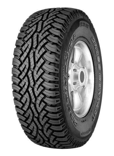 Levně off-road 4x4 letní pneu Continental CROSS ATR FR (DOT2018) 265/70 R17 121R