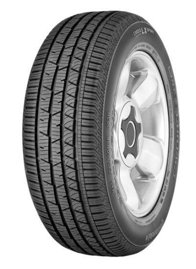 off-road 4x4 letní pneu Continental SC-5 JLR FR  XL 255/55 R19 111W