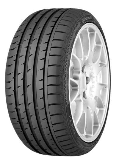 off-road 4x4 letní pneu Continental SC-3 N0 FR XL 255/55 R18 109Y