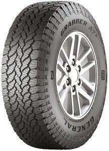 off-road 4x4 letní pneu General Tire GRABBER AT3 BSW FR 285/70 R17 116S