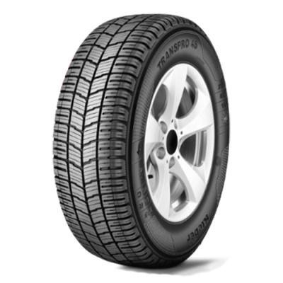 Levně lehké nákladní VAN celosezónní pneu Kleber TRANSPRO 4S 215/70 R15 109R