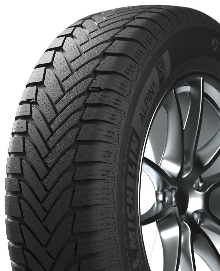 osobní zimní pneu Michelin ALPIN 6 XL 225/50 R17 98H