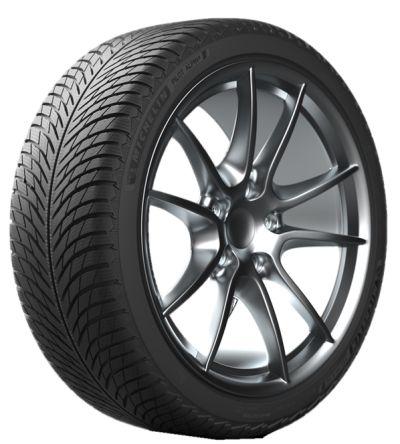 osobní zimní pneu Michelin PILOT ALPIN 5 XL 225/45 R18 95V