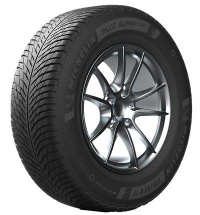 off-road 4x4 zimní pneu Michelin PILOT ALPIN 5 SUV XL 315/40 R21 115V
