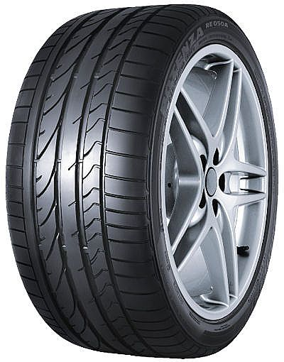 Levně osobní letní pneu Bridgestone RE-050A-1* RFT 255/40 R17 94Y