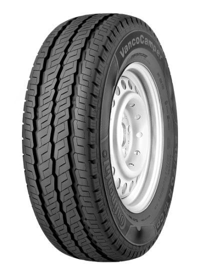 Levně lehké nákladní VAN letní pneu Continental VANCO CAMPER 215/75 R16 116R