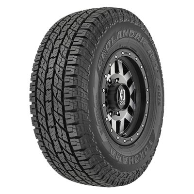 Levně off-road 4x4 letní pneu Yokohama G015 RBL 205/80 R16 104T