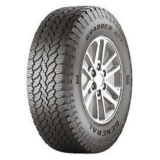 pneumatika General Tire GRABBER AT3 FR XL  - off-road 4x4 letní